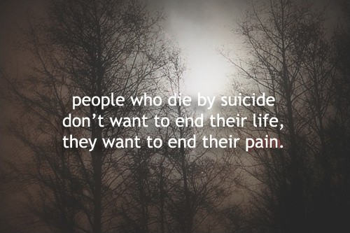 Peer Support and Suicide